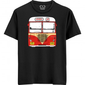 Mumbai Bus T-shirt
