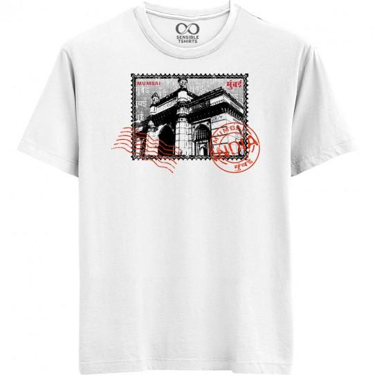 Mumbai Gateway Postmark T-shirt