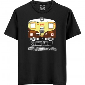 Mumbai Train T-shirt