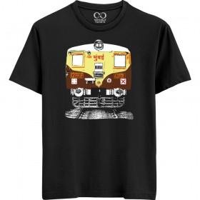 Mumbai Train T-shirt