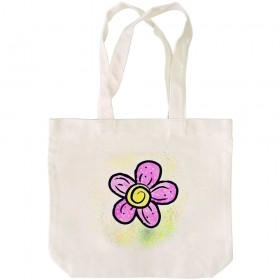 Flower Tote Bag