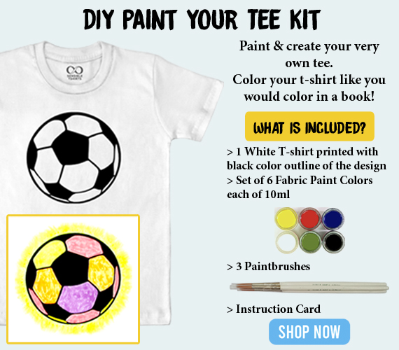 DIY Paint Your Tee Kit